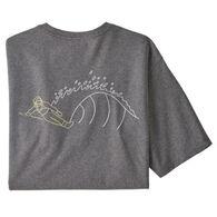 Patagonia Men's Surf Snow Responsibili-Tee Short-Sleeve T-Shirt