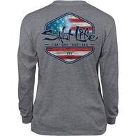 Salt Life Youth Ameriseas Long-Sleeve Shirt