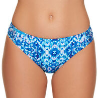 Sol Collective Women's Ikat Hipster Swimsuit Bottom