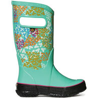 Bogs Girls' Footprints Rain Boot