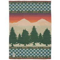 Woolrich Forest Ridge Jacquard Blanket - 46 x 60