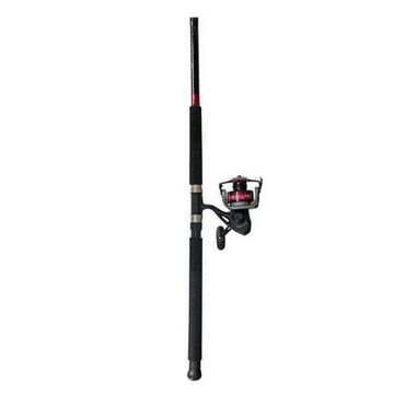 Fin-Nor Mega Lite Saltwater Spinning Combo