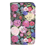 Buxton Women's Floral Sunshine - RFID Snap Card Case