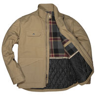 Dakota Grizzly Men's Nick Flannel-Lined Canvas Jacket