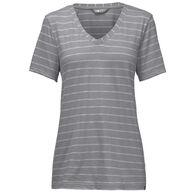 The North Face Women's Sand Scape V-Neck Short-Sleeve Top