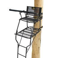 Rivers Edge Scyt Wide 1-Man Ladder Treestand