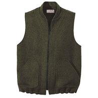 Filson Men's Mackinaw Wool Zip-In Vest Liner