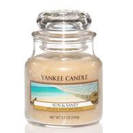Yankee Candle Small Jar Candle - Sun & Sand