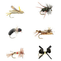 Fulling Mill Terrestrial Fly Selection - 6 Pk