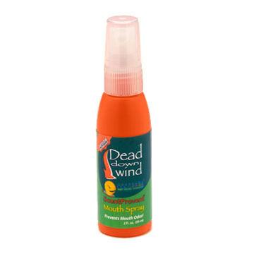 Dead Down Wind e2 ScentPrevent Mouth Spray