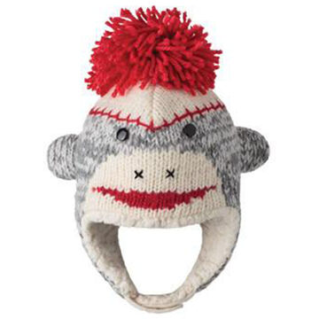 Knitwits Infant Boys & Girls Cute Sock Monkey Hat