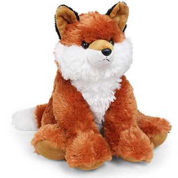 "Aurora Fox 14"" Plush Stuffed Animal"