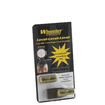 Wheeler Level-Level-Level Scope Leveling System
