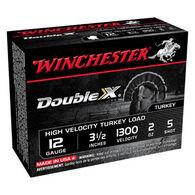 "Winchester Double X 12 GA 3-1/2"" 2 oz. #5 Shotshell Ammo (10)"
