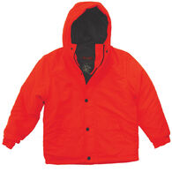 Trail Crest Youth Insulated Hooded Hunting Jacket