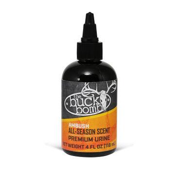 Buck Bomb Ambush All-Season Scent Whitetail Buck Urine