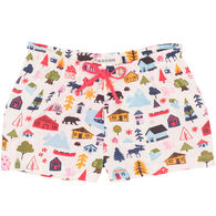 Hatley Women's Cute Cottage Sleep Short