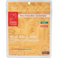 Good To-Go New England Corn Chowdah - 1 Serving