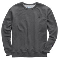 Champion Men's Powerblend Sweats Pullover Crew Sweatshirt