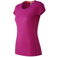 New Balance Women's Accelerate Short-Sleeve T-Shirt