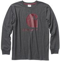 Carhartt Toddler Boy's Logo Long-Sleeve Shirt