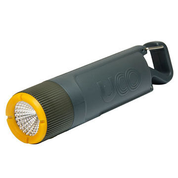 UCO Firefly Match Case & Flashlight w/ Matches