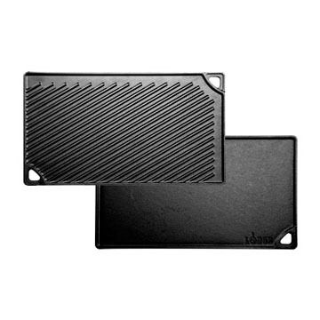 Lodge Double Play Reversible Grill / Griddle
