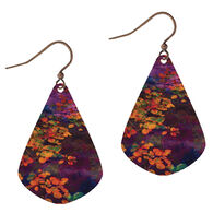 Illustrated Lights DC Designs Triangle Earring