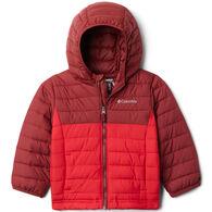 Columbia Boy's Powder Lite Hooded Jacket