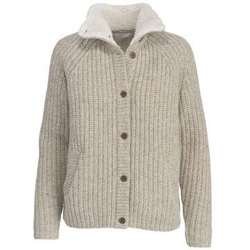 Woolrich Womens By The Fire Shetland Wool Cardigan Sweater