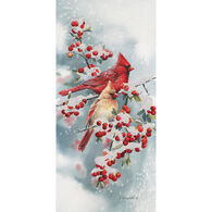 LPG Greetings Winter Jewels Cardinals Boxed Christmas Cards