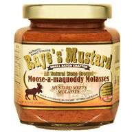 Raye's Mustard Moose-a-maquoddy Molasses Mustard