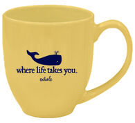 Where Life Takes You Whale Mug