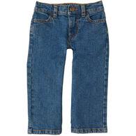 Carhartt Toddler Girl's Denim 5-Pocket Pant