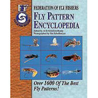 Federation Of Fly Fishers Fly Pattern Encyclopedia: Over 1600 Of The Best Fly Patterns by Al & Gretchen Beatty