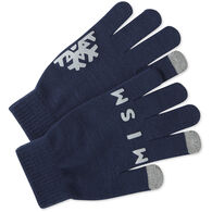 Life is Good Women's Optimistic Snowflake Texting Glove