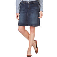 Dickies Women's Denim Skirt