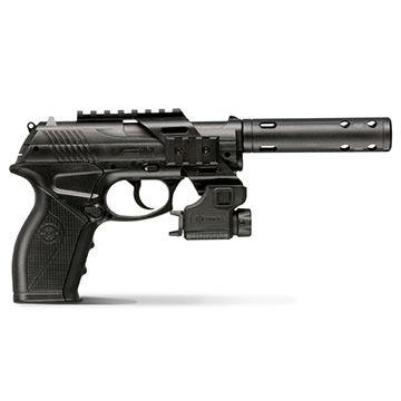 Crosman Tactical C11 45mm CO2 Air Pistol Kit