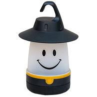 Time Concept Smile LED Lantern - Black