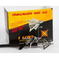 Slick Trick Pro Series Magnum SS 4-Blade Broadhead - 3 Pk.