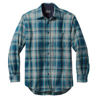 Pendleton Men's Lodge Wool Long-Sleeve Shirt