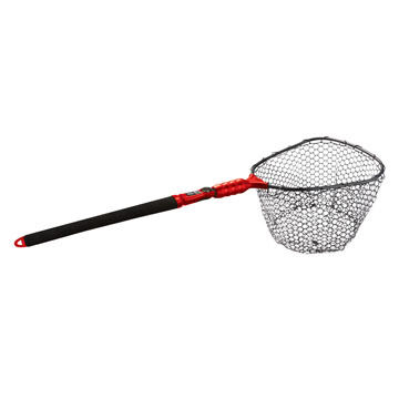 EGO S2 Slider Medium Rubber Mesh Landing Net