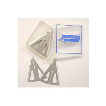 Muzzy 4-Blade Replacement Blade Kit
