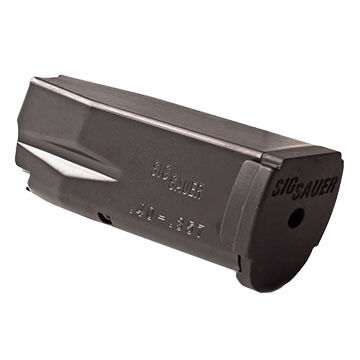 SIG Sauer P250 & P320 Subcompact 10-Round 40 Auto / 357SIG Pistol Magazine