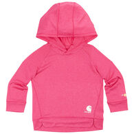 Carhartt Infant/Toddler Girls' Force Pullover Hoodie