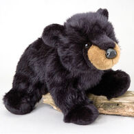 Douglas Company Plush Black Bear - Boulder