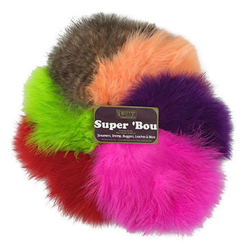 Whiting Spey Super 'Bou Fly Tying Material