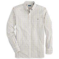 Fish Hippie Men's Avery Plaid Long-Sleeve Shirt