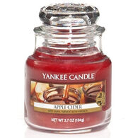 Yankee Candle Small Jar Candle - Apple Cider