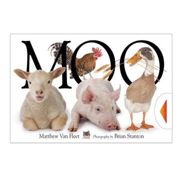 Moo By Matthew Van Fleet